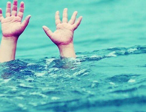 Vodna para v zraku – v njej se lahko celo utopimo