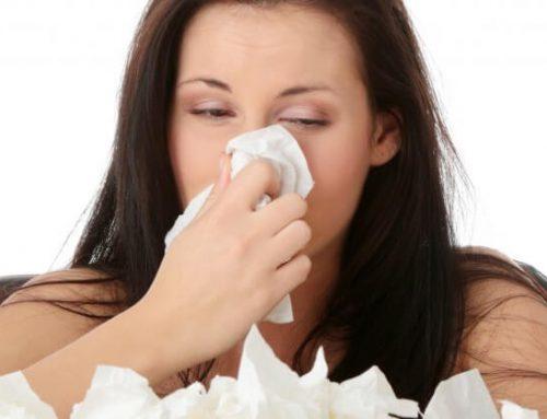 Alergijska astma in nečist zrak